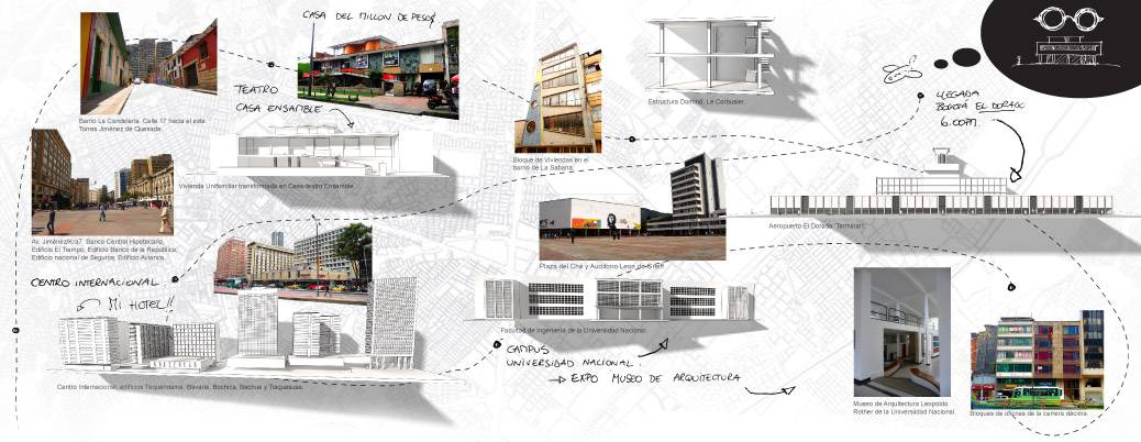 art culo en la revista bac nika bogot moderna On articulos arquitectura