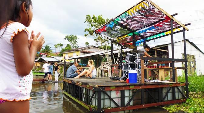 Espacio Público Flotante