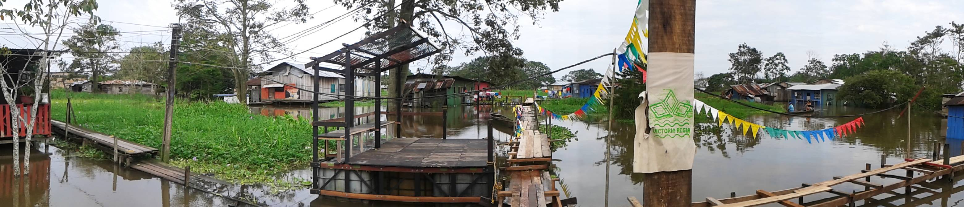 Espacio Público Flotante- Amazonas